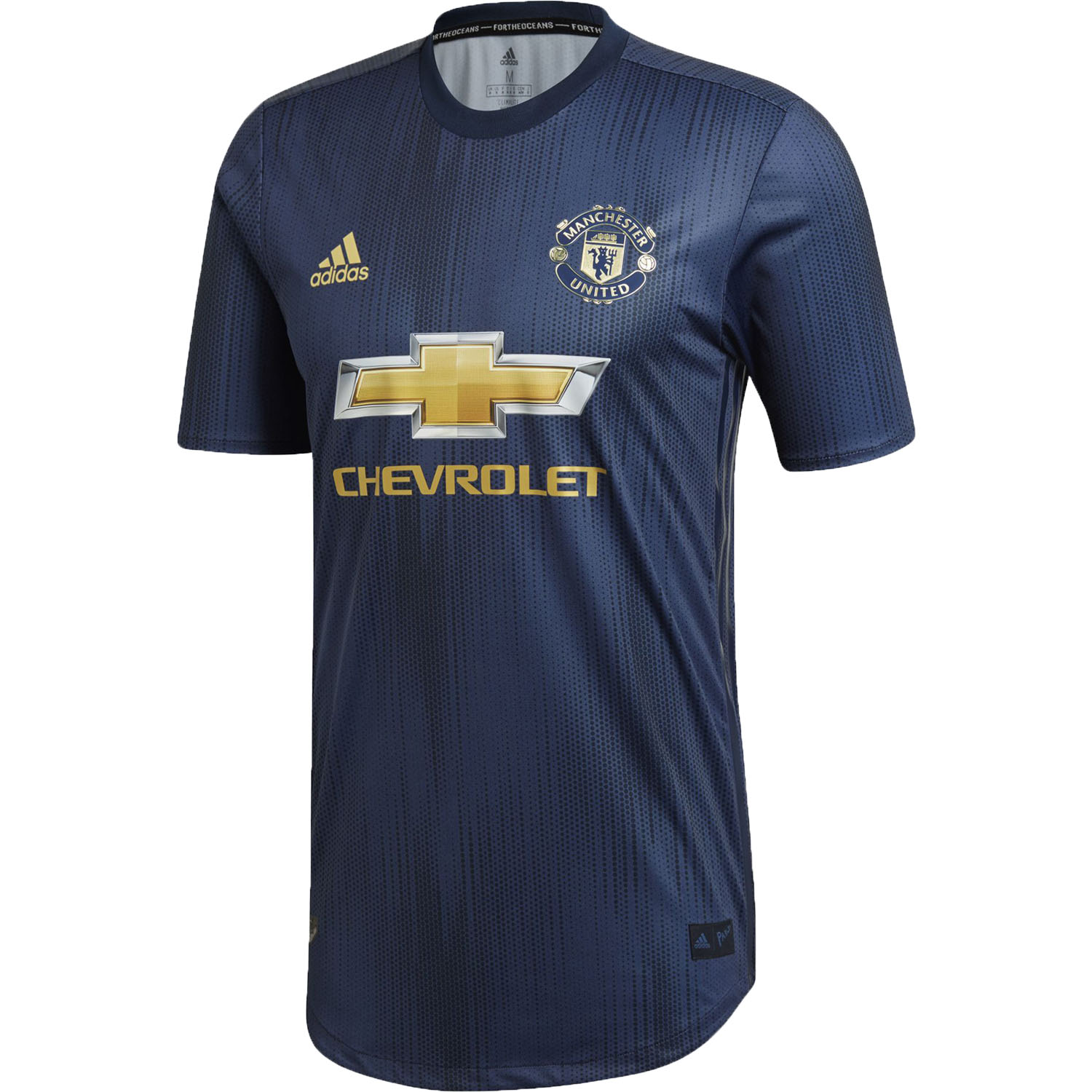 adidas Manchester United 3rd 2018-19 Authentic Jersey  d05db299a