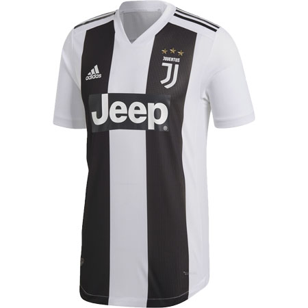 895c0918f adidas Juventus Home 2018-19 Authentic Jersey | Shop for Football Boots