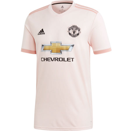 adidas Manchester United Away 2018-19 Replica Jersey