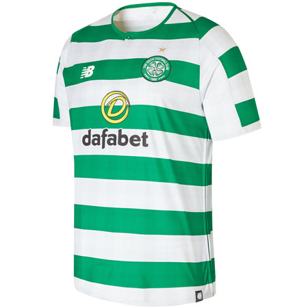 New Balance Celtic 2018-19 Home Replica Jersey
