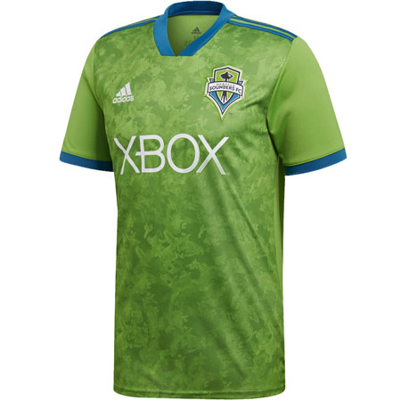 4202555c13d adidas Seattle Sounders Home 2018-19 Replica Jersey