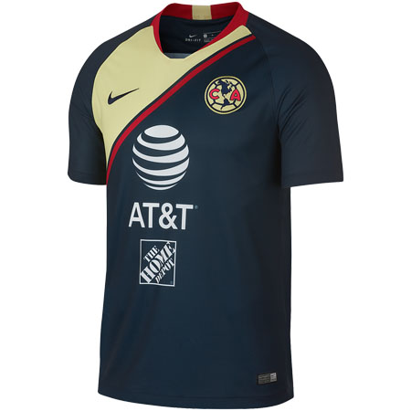 Nike Club America Away 2018-19 Stadium Jersey