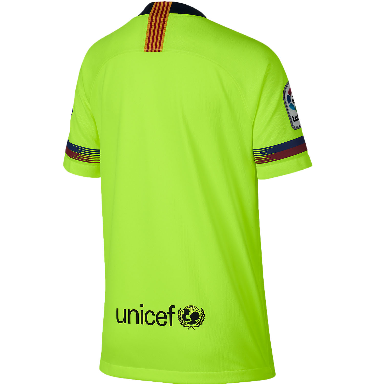 ff4d5f999 Nike FC Barcelona Away 2018-19 Youth Stadium Jersey. Item Desc Product.  Loading zoom.