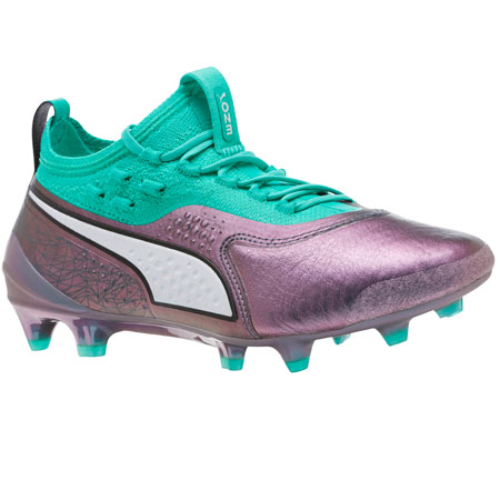 Puma Kids One 1 World Cup Leather FG