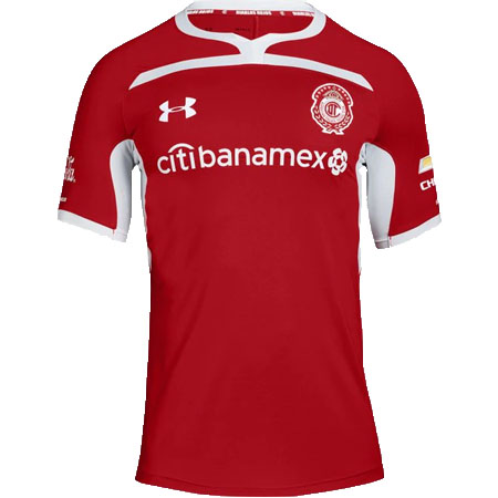 Under Armour Toluca Home Jersey