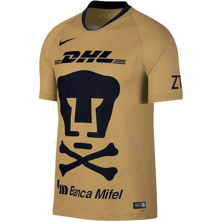 Nike Pumas Day Of The Dead Stadium Jersey