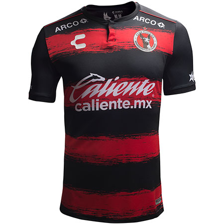 b574dae0bb9 Charly 18-19 Xolos Home Jersey