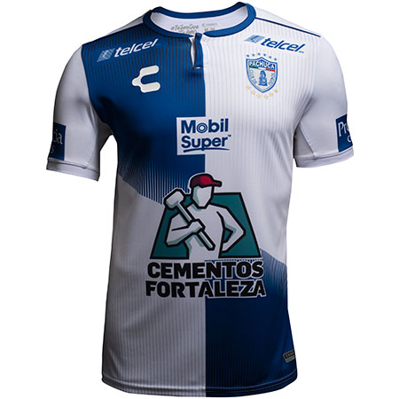 660596cba2d Charly 18-19 Pachuca Home Jersey