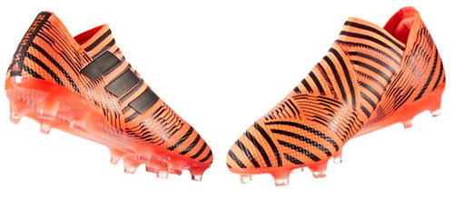 The Adidas Nemeziz 17+ 360 AGILITY FG soccer cleat uses new disruptive  design   innovative materials to provide one the most advanced fitting and  agility ... 5f465702a68