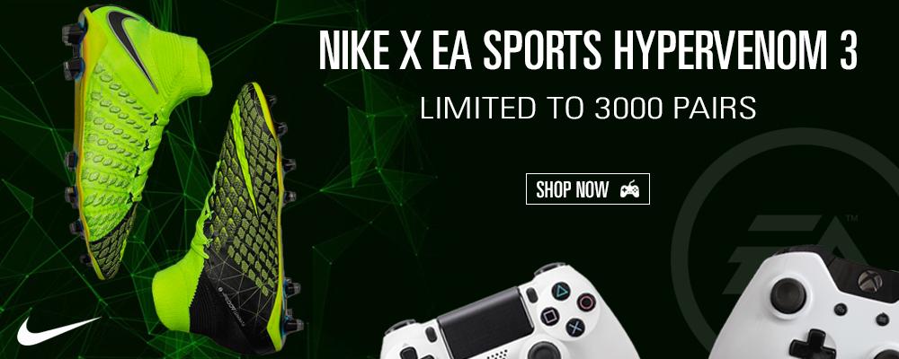 the latest 21461 2cccc Nike EA Sports Hypervenom DF FG 3 | WeGotSoccer.com