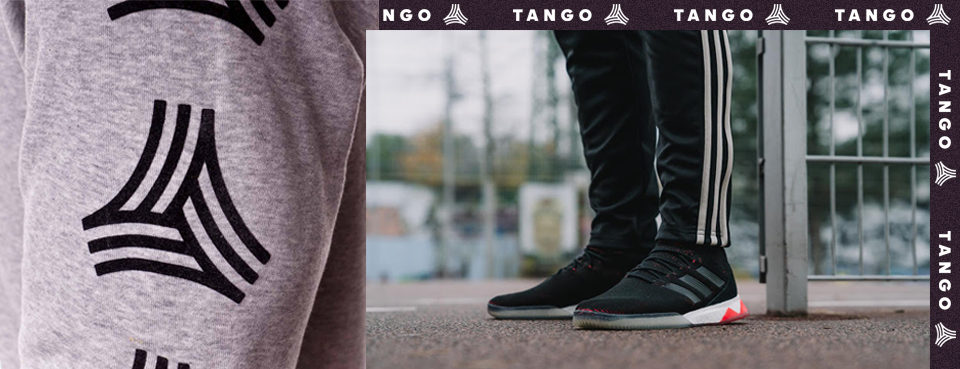 the latest 92599 5b0b9 ADIDAS TANGO COLLECTION
