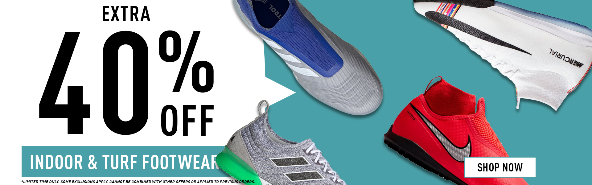 hot sale online db5f4 ab8fc INDOOR AND TURF BLOWOUT
