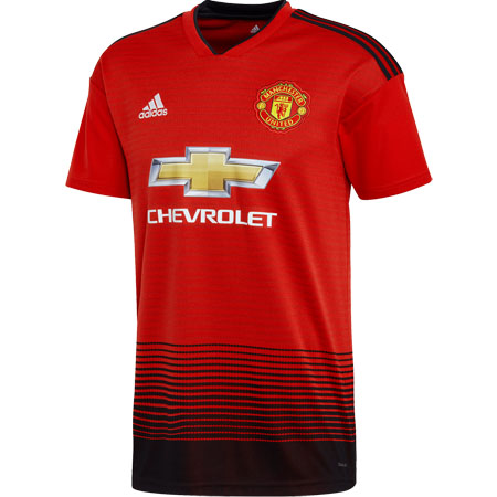 adidas Manchester United Home 2018-19 Replica Jersey c031efc6a