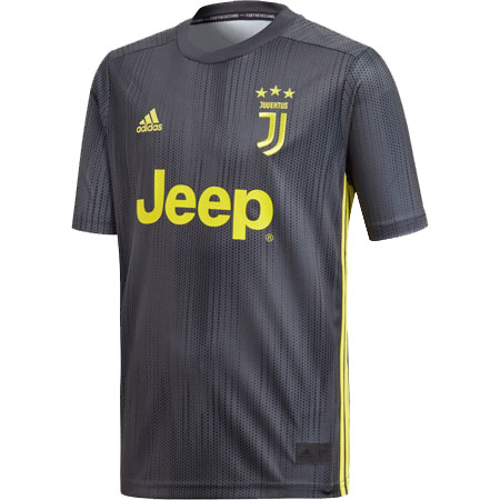 more photos 2c06e a955e adidas Juventus Youth Ronaldo 3rd 2018-19 Replica Jersey ...