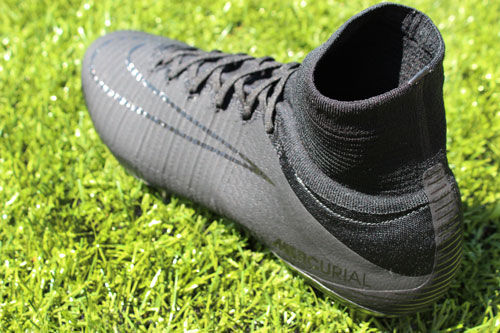 da8c836ccf71 The Nike Mercurial Superfly V DF FG Firm-Ground Soccer Shoe was designed to  provide amazing ball touch and stability with a Dynamic Fit collar and  Flyknit ...