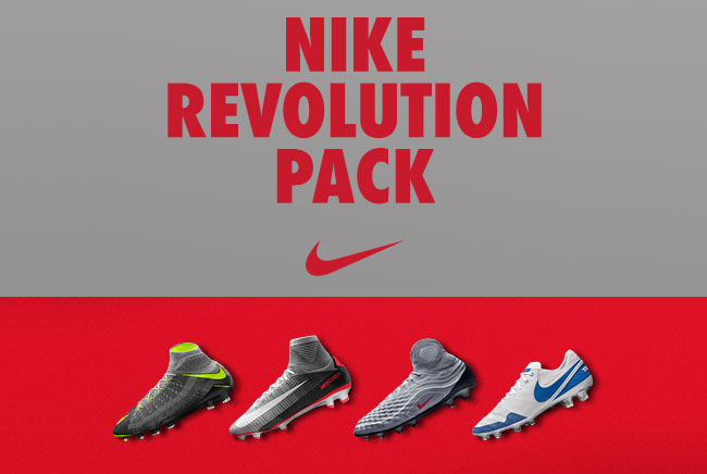 Nike Air Max Revolution Pack Air Max | WeGotSoccer