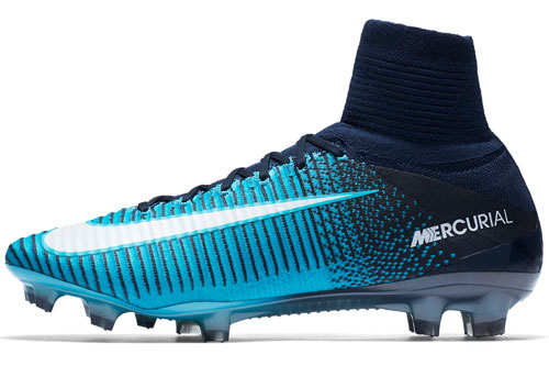 c42e9401c The Nike Mercurial Superfly V FG Firm-Ground Soccer Shoe was designed to  provide amazing ball touch and stability with a Dynamic Fit collar and  Flyknit ...
