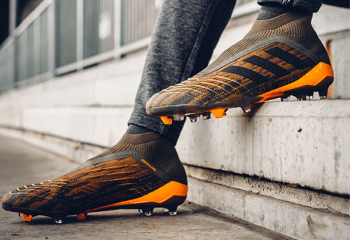 premium selection 78236 fcdd8 The adidas Predator 18+ FG Soccer Shoe marks the return of an iconic boot  and all new innovations for the player who demands the best.
