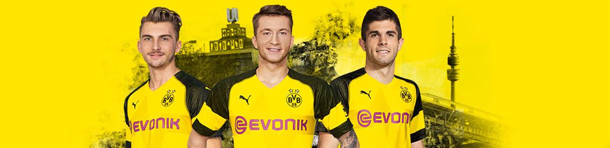 Borussia Dortmund Officially Licensed Gear   WeGotSoccer.com -