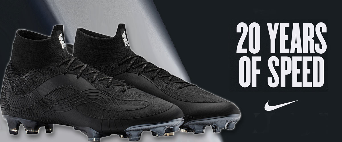 promo code ff3a0 44904 Nike What The Mercurial 360 - 20 Years of Speed | WeGotSoccer