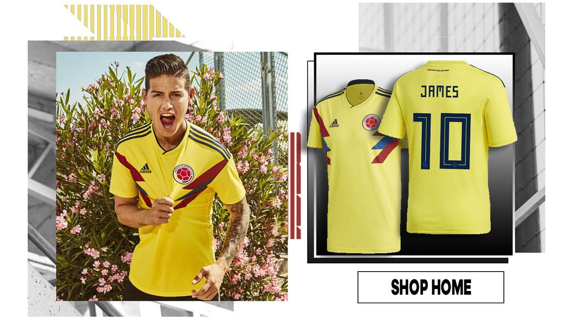 newest collection b866a 0ecca James Rodríguez | WeGotSoccer.com